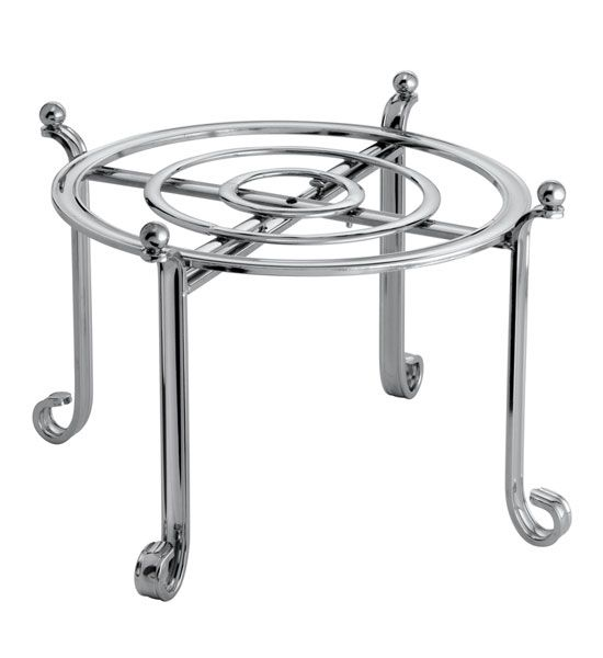 The Large Serving Stand and Plate Holder makes buffet style parties ...