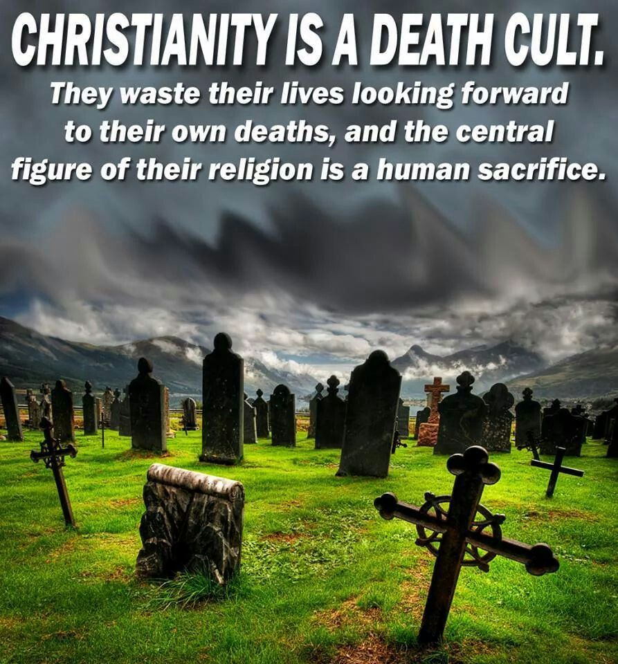 Christianity A Cult When It Started