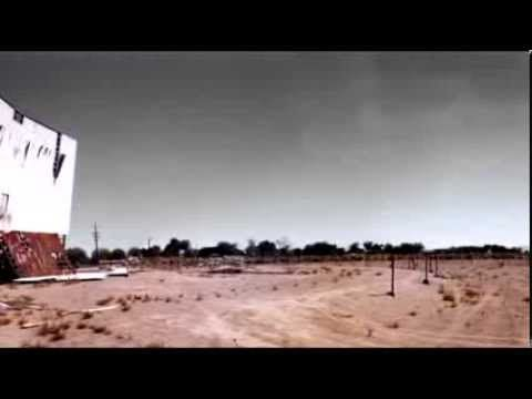 Fallon Nevada Abandoned Movie Theater Drive In Movie Theater Fallon Abandoned