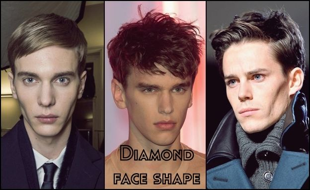 Hairstyles For Men According To Face Shape Amazing Angular Face Men  Google Search  Faces  Pinterest  Angular Face