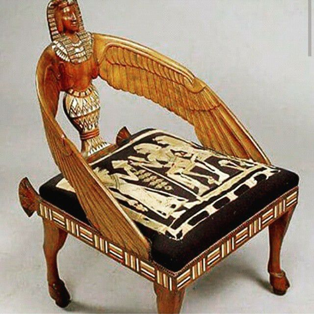 Egyptian Furniture: Egyptian Furniture More Is Known About Furniture In #Egypt
