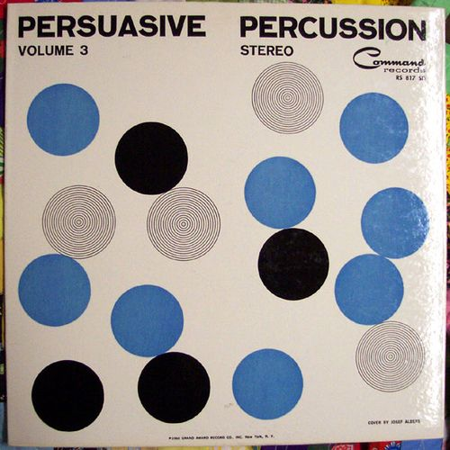 Persuasive Percussion Volume 3 Album Cover Design Album Design Album Covers