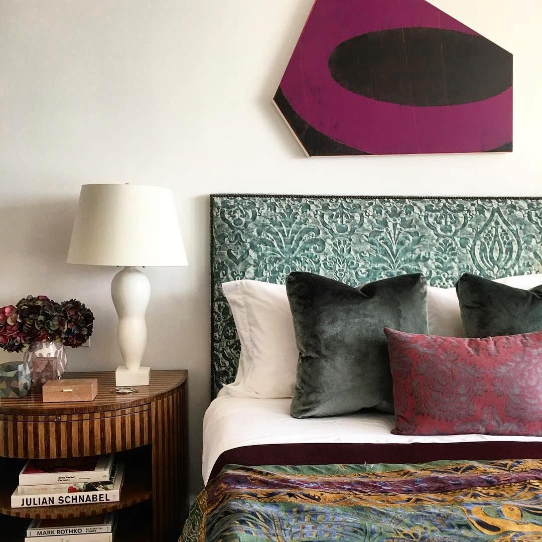 J Randall Powers Interior Design: @j_randall_powers Brings Fortuny To The Start Of This
