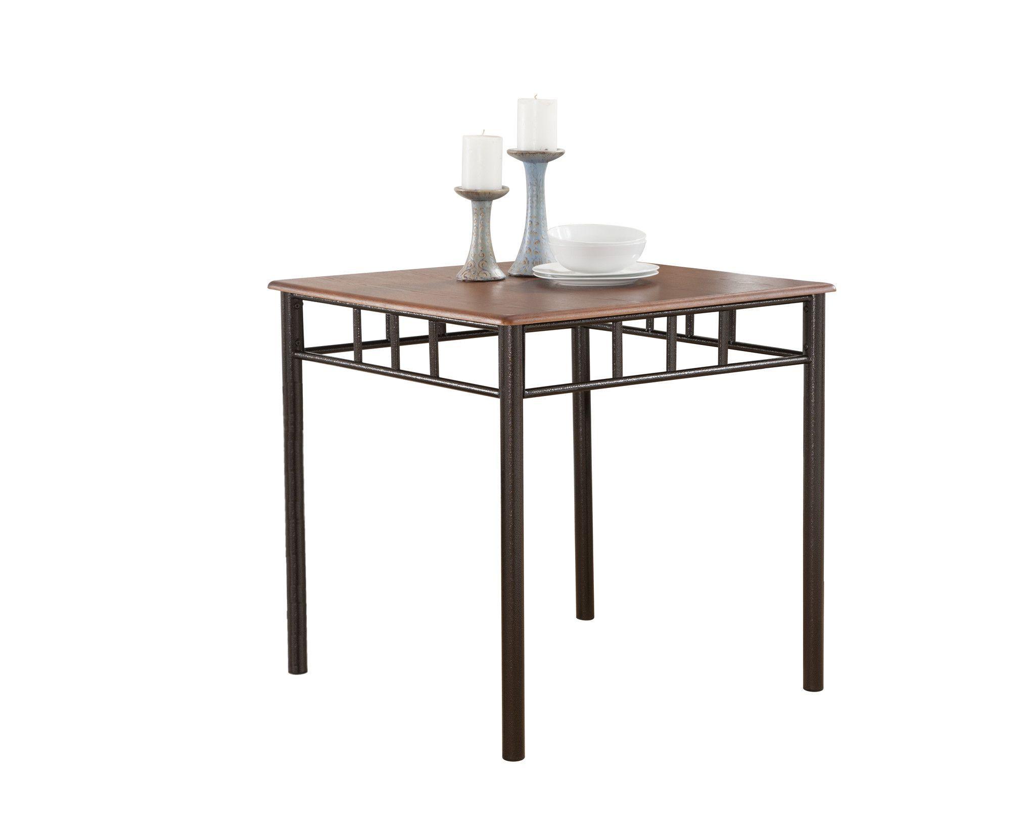 Pilaster Designs Piece Dining Room Dinette Kitchen Set Square