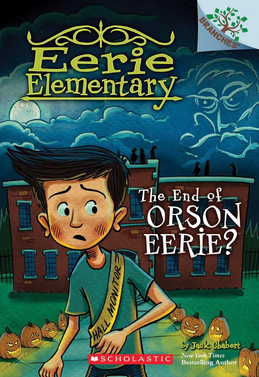 Eerie elementary 10 the end of orson eerie free books