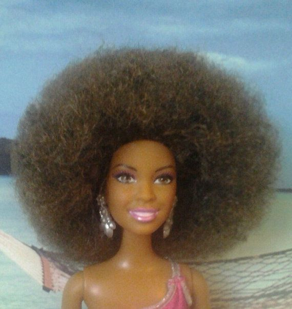 barbie rare doll black african