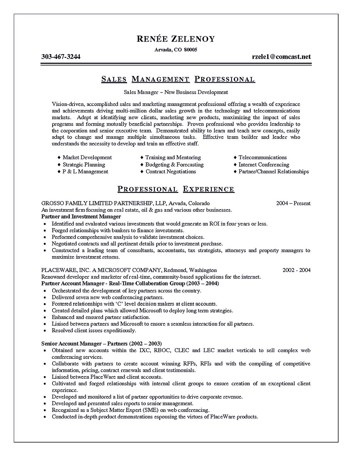 Account Manager Resume Account Manager Resume Shows Your Professionalism In The Same