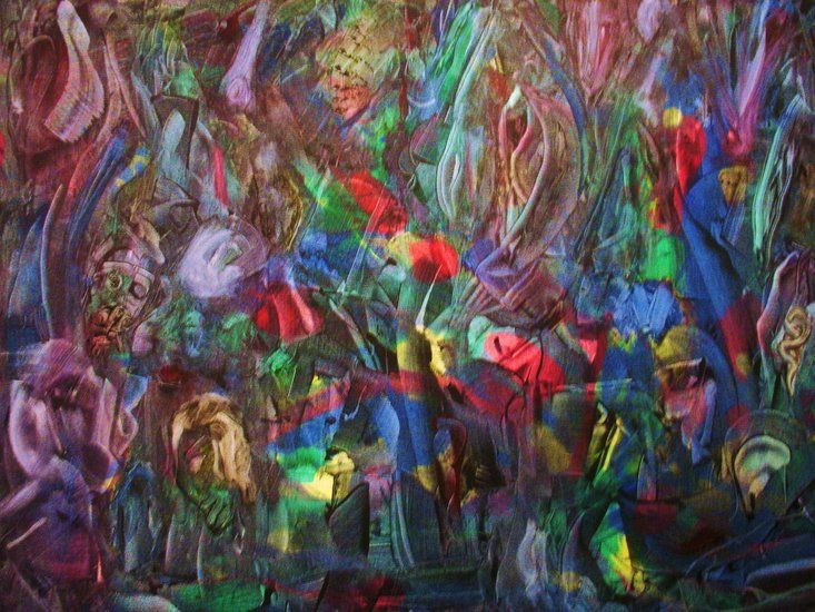 Artwork >> Michael Anthony >> DREAMTIME