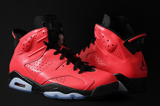 Air Jordan 6 Retro Infrared 23 Air Jordans Air Jordans Retro Popular Sneakers