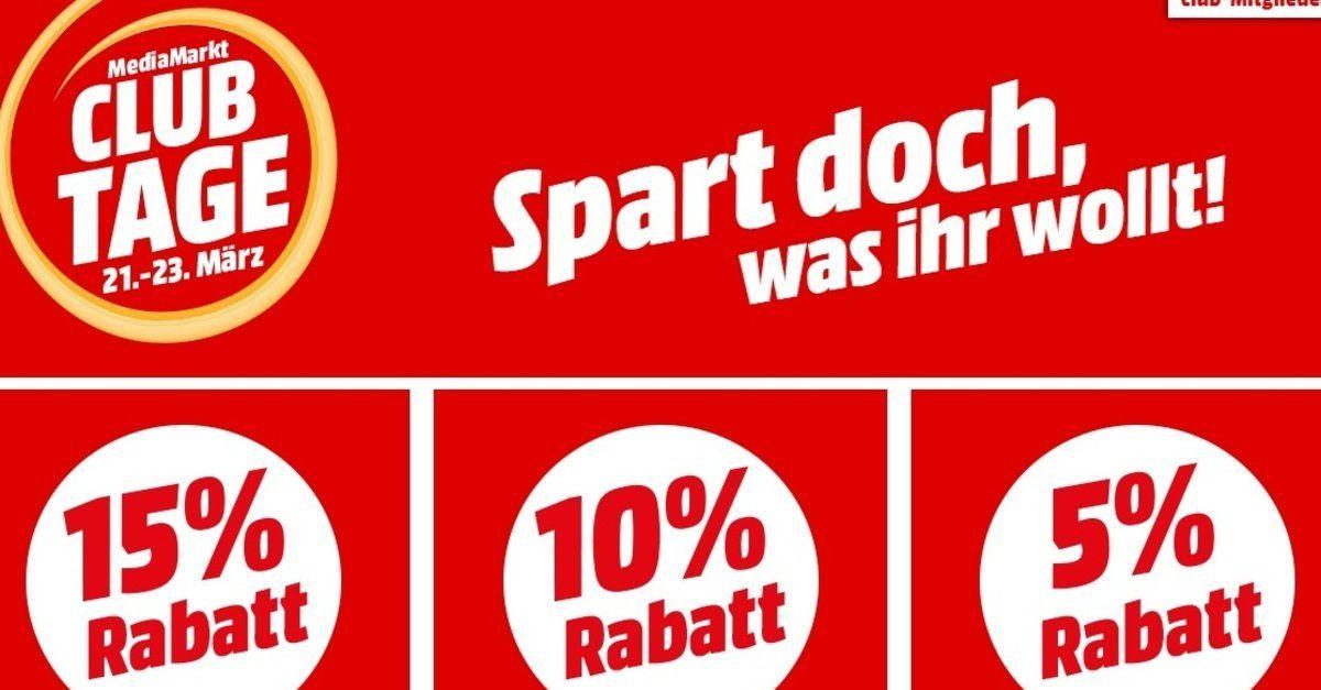 Mediamarkt Club Tage Im Preis Check Die Besten Deals Im Uberblick Media Markt Speicherkarte Apple Produkte