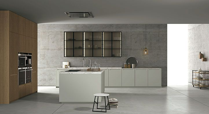 Extra: historical and evergreen model among Doimo cucine proposals ...