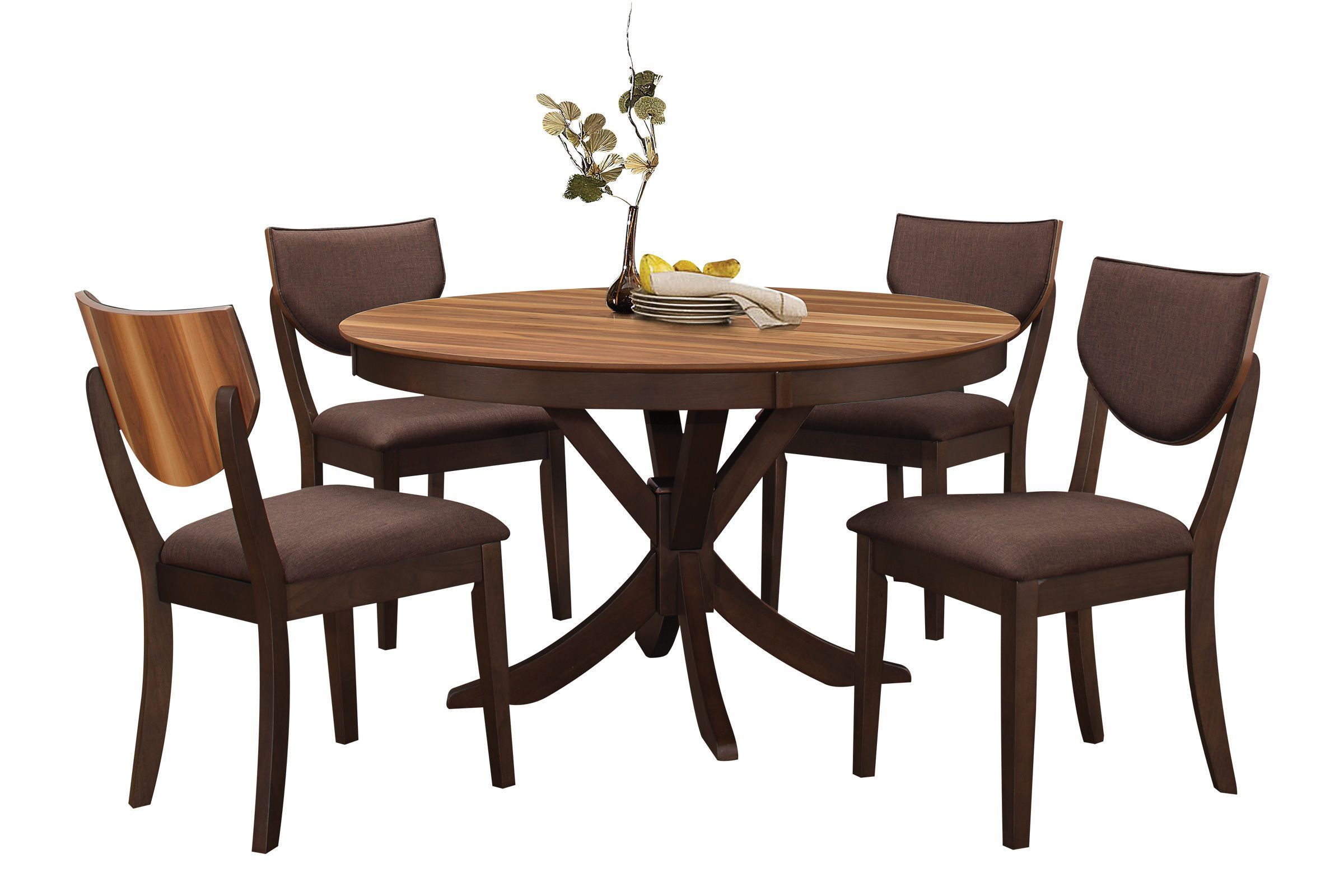 Turner Round Dining Table 4 Side Chairs In 2019 Products