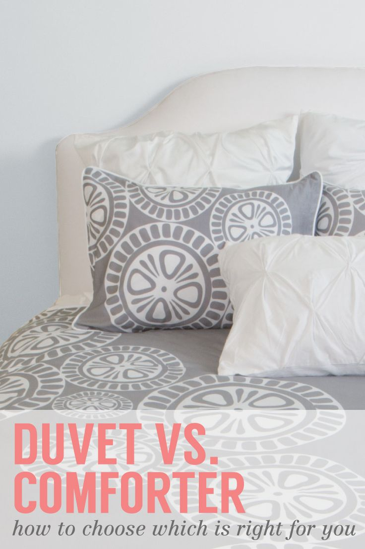 Duvet Vs Comforter What Is A Duvet Cover Bed Linen Design