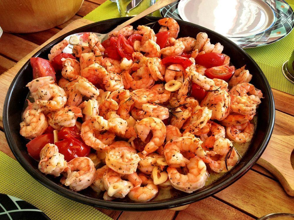 Nos recettes pour cuisiner les crevettes à Noël (avec ...