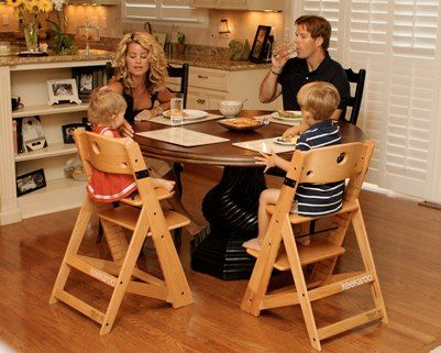 Keekaroo High Chair Lipper Childrens Table And Chairs Height Right Baby Toddler Infant