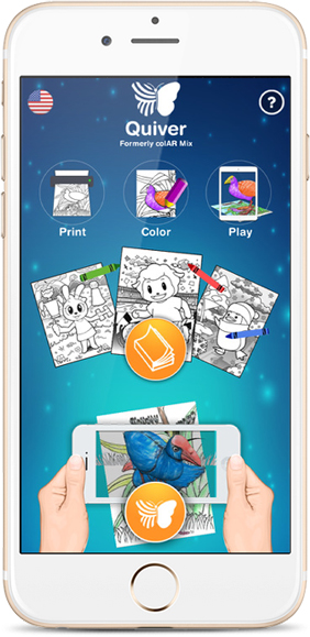 Home Quivervision 3d Augmented Reality Coloring Apps Augmented Reality Apps Augmented Reality Coloring Apps