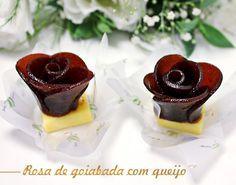 Rosa de Goibada com queijo (Foto: Danilo Saraiva/ Revista QUEM)