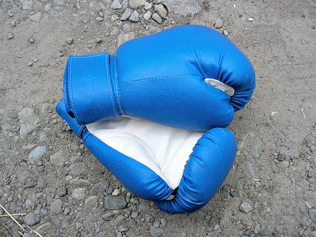 Boxing, Sports, Gloves, Strong