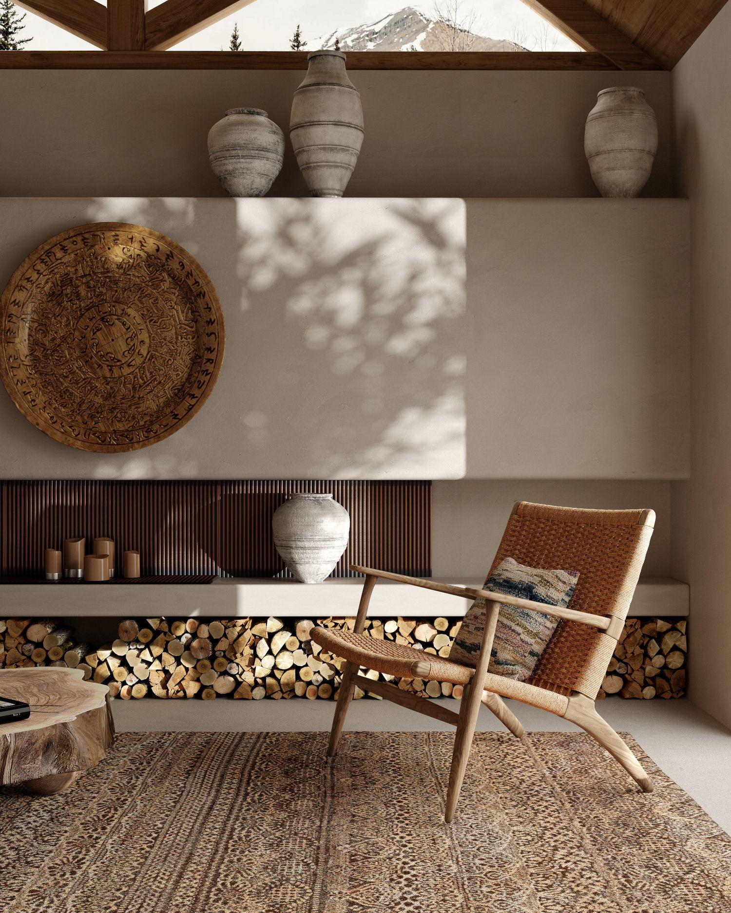 Une maison au design Wabi-sabi en Californie - PLANETE DECO a homes world