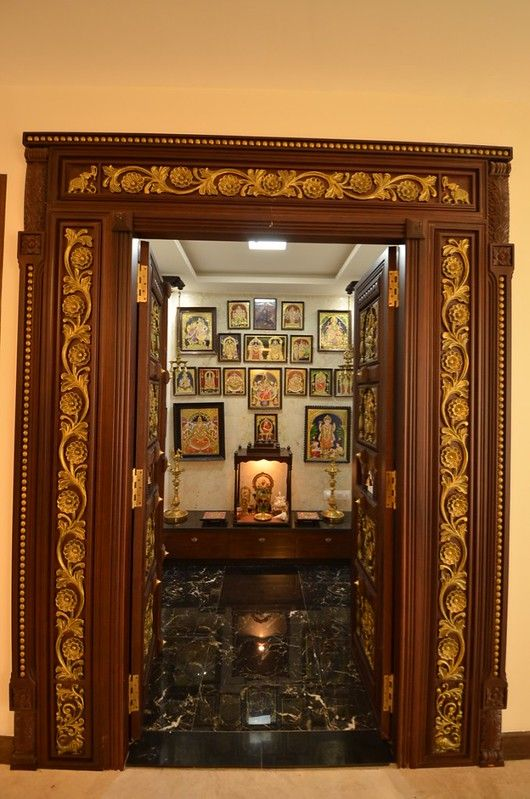 Sai Anusha S Apartment Is Inspired By Chettinad Houses Pooja