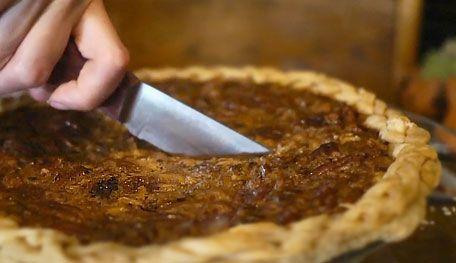 Pecan Buttermilk Pie Pecan Recipes Buttermilk Pie Food