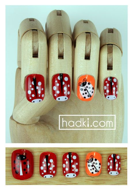 Nail Art Decal. Buy here: www.hadki.com . 20% off with coupon code ...