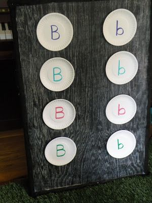 Toddler Approved!: Fun With Uppercase & Lowercase B