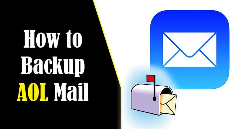 How to backup AOL email Aol email, Aol mail, How to be