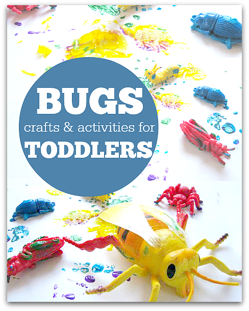 Activities Crafts Games: Bug Activities For Toddlers