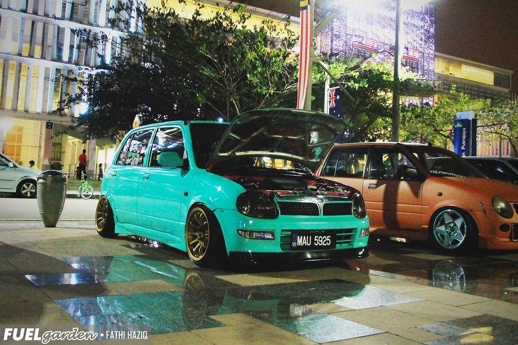 Perodua Kelisa Daihatsu Custom Cars Micra K11