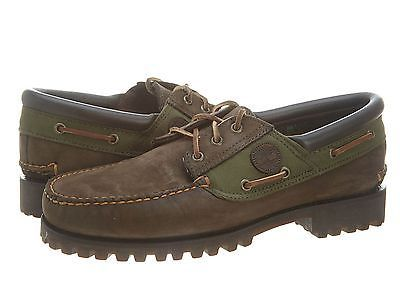 Timberland Hommes W/l Men's Style # 51016 Mens BROWN/GREEN BRN 51016 Boots