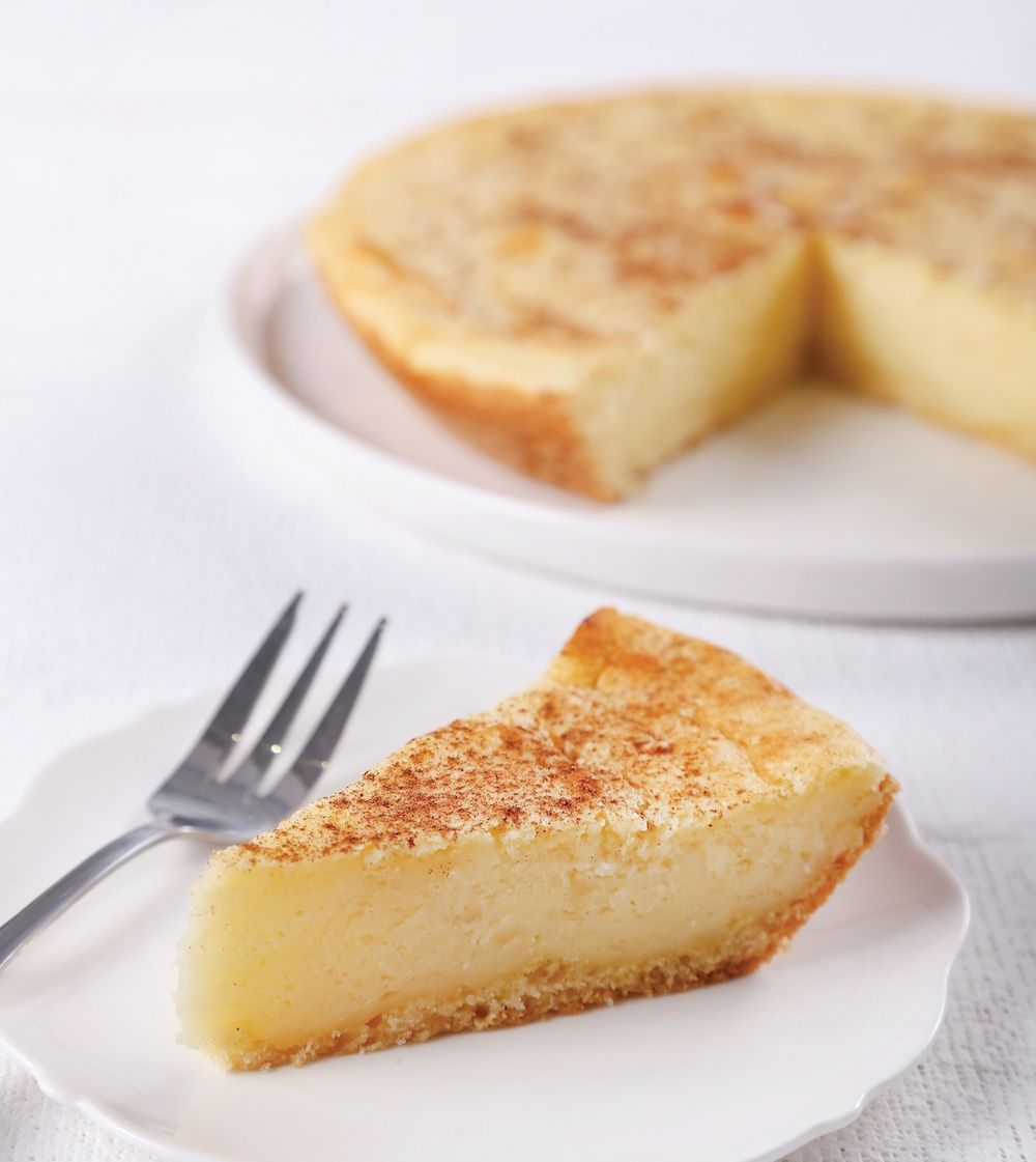 Recipe For Milk Tart With Condensed Milk Because It S Made With Condensed Milk It S Even Sweet In 2020 Condensed Milk Recipes Desserts Milk Recipes Dessert Milk Tart