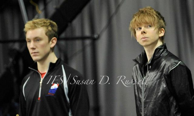 Kevin Reynolds(Canada)  Plactice : World Figure Skating Championships 2013 in London(CANADA)