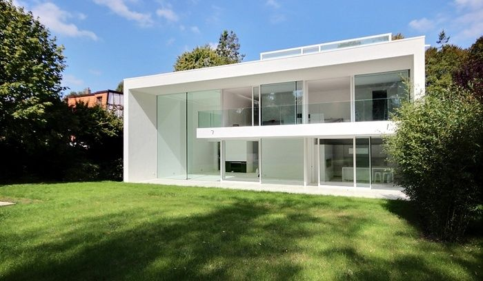 Villa te koop in uccle met referentie m-30984 | Casas | Pinterest ...
