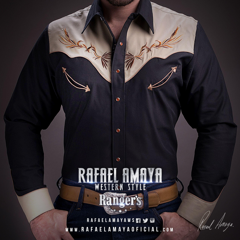 4042146763576 Elegancia y estilo en una sola camisa con  Ranger s.