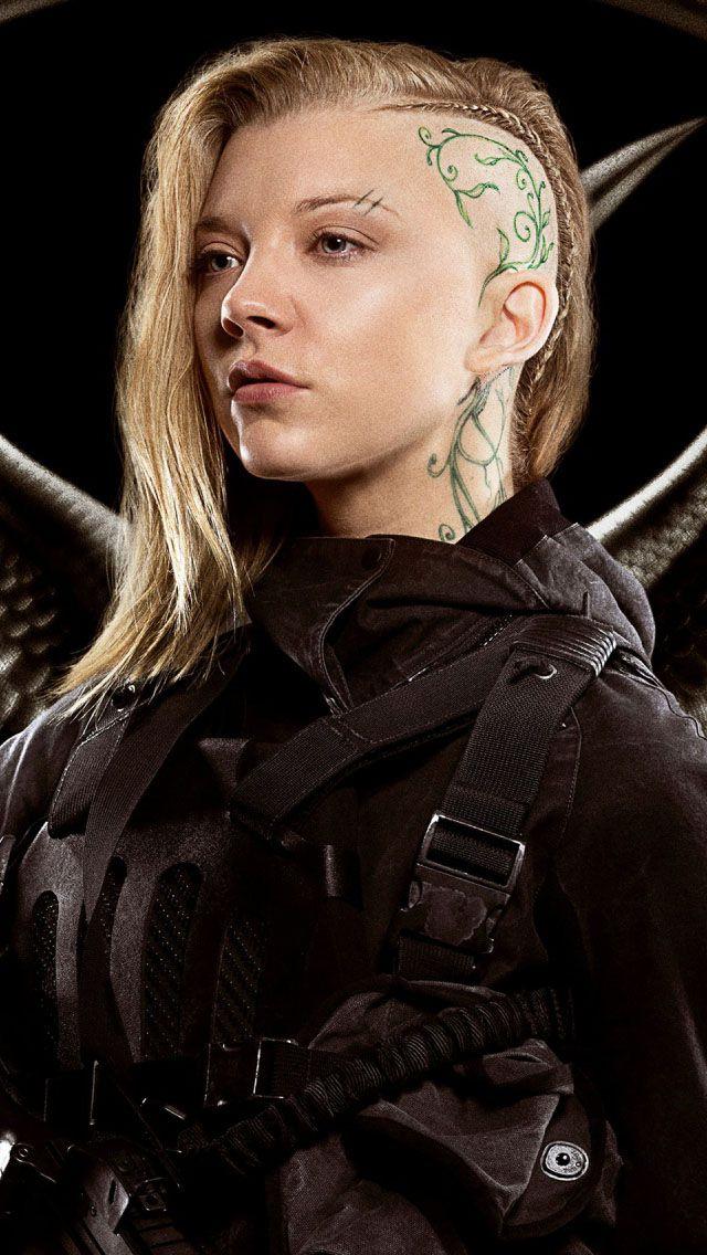 Natalie Dormer Hunger Games wallpaper. | Natalie dormer