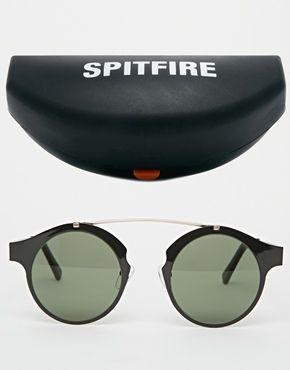Agrandir Spitfire - Lunettes de soleil rondes