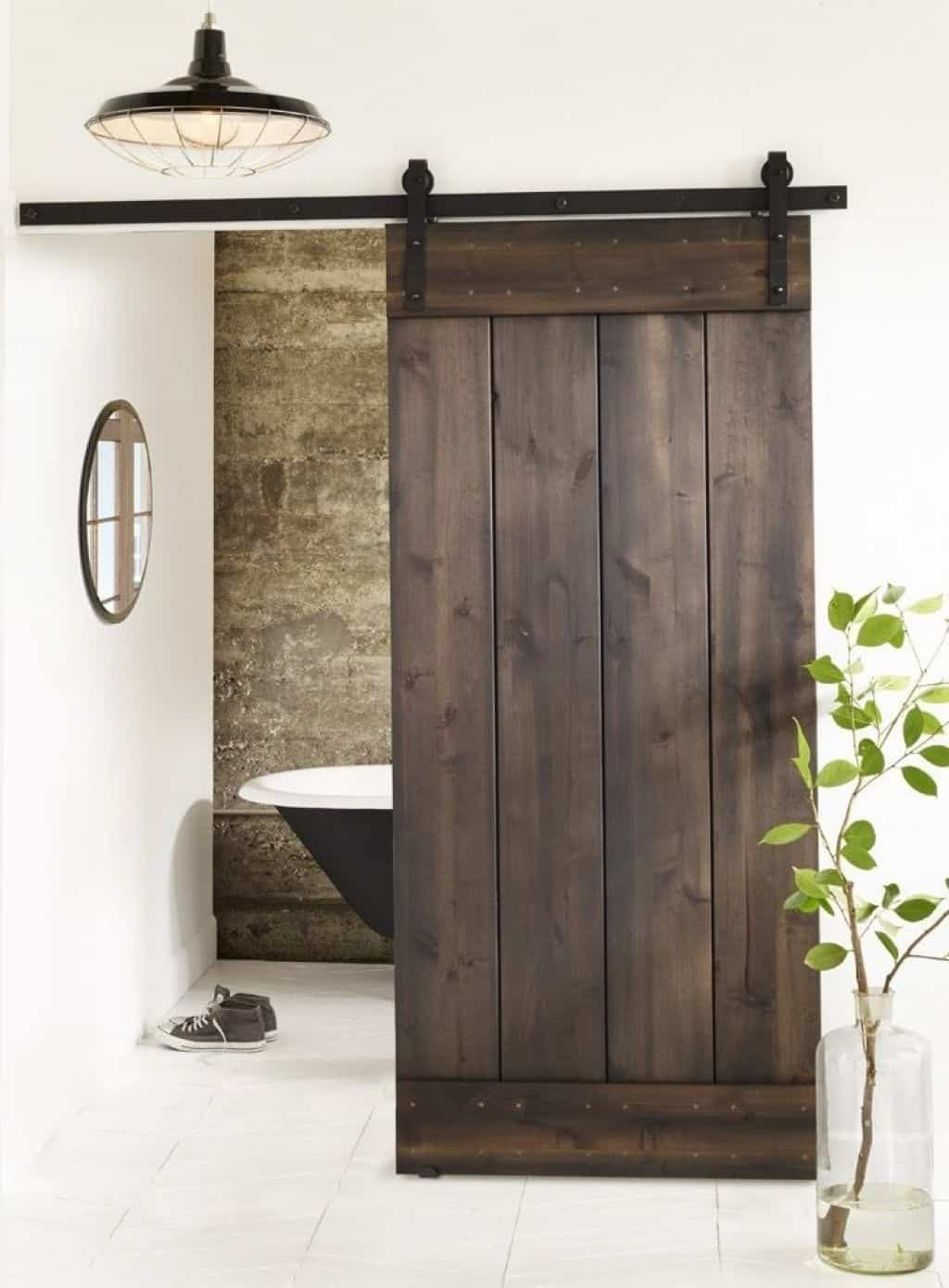 Fix A Squeaky Sliding Door In Your House Sliding Barn Door Hardware Barn Doors Sliding Wood Doors Interior