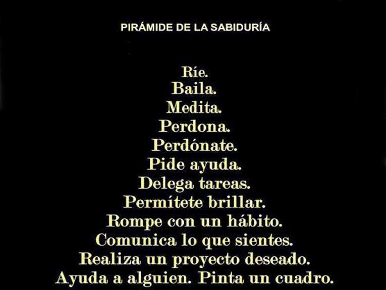 #Quotes #Pirámide de la #Sabiduría