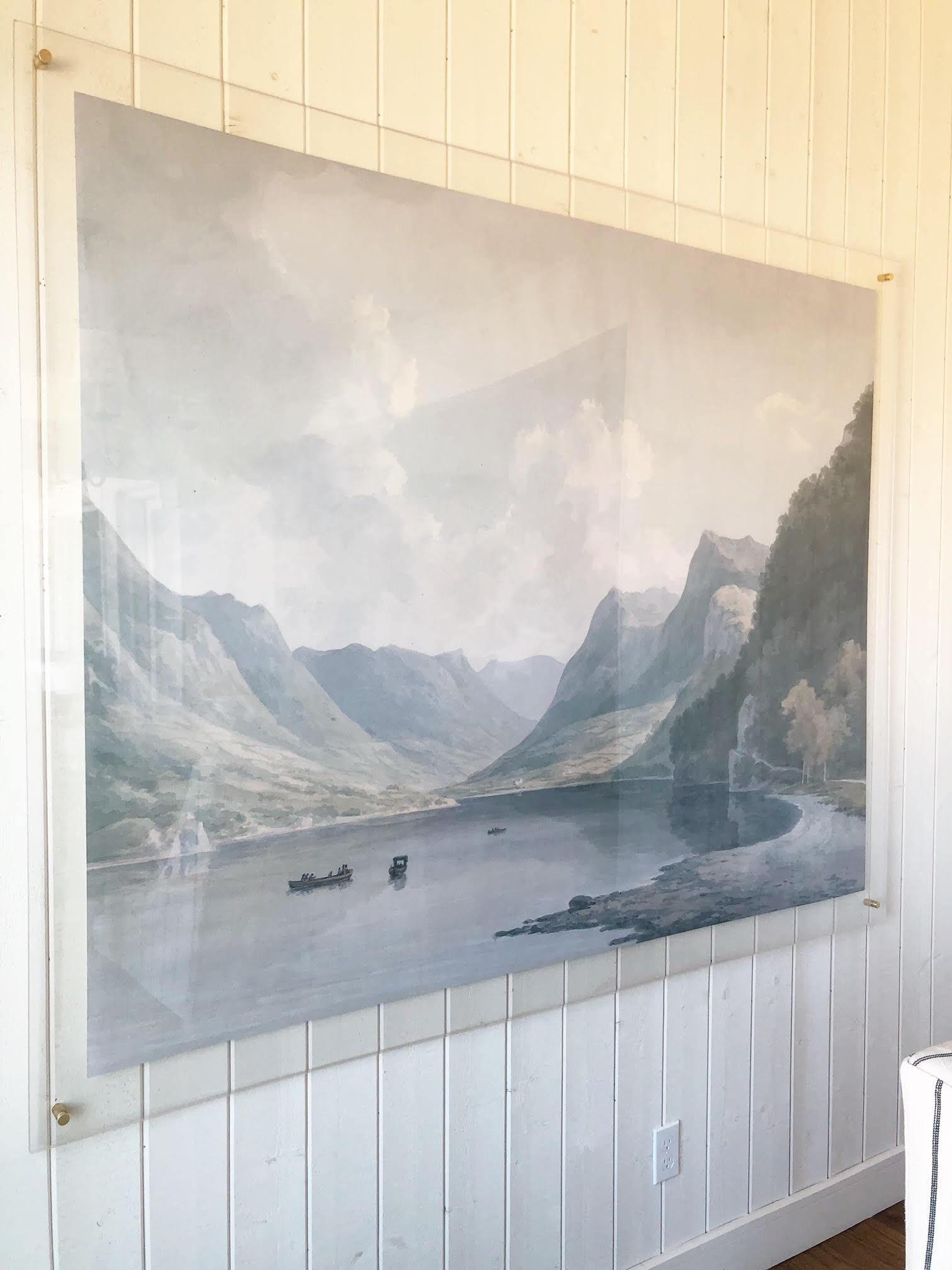 large art diy large poster frames