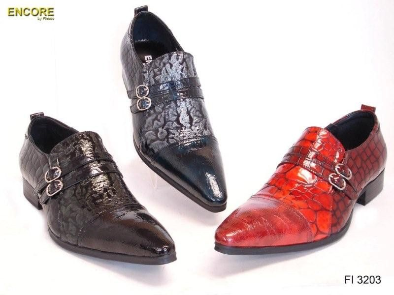 Encore - FI 3203 Cracked Patent Leather