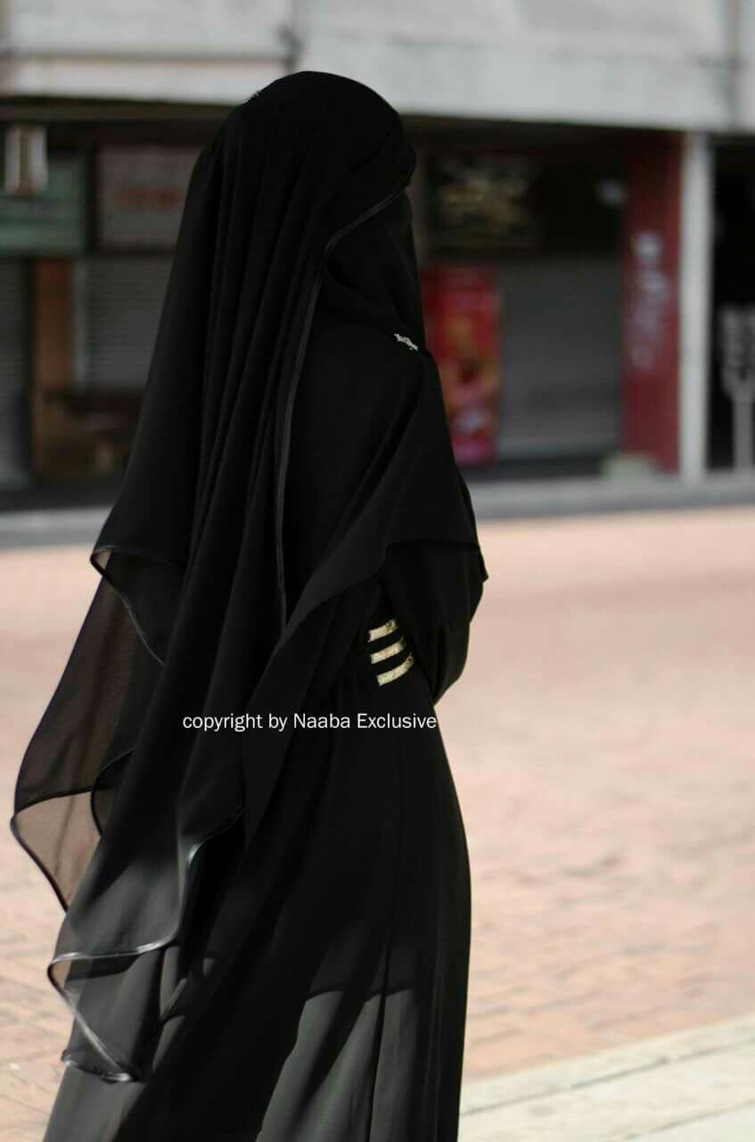 Muslim Girls In Burqa