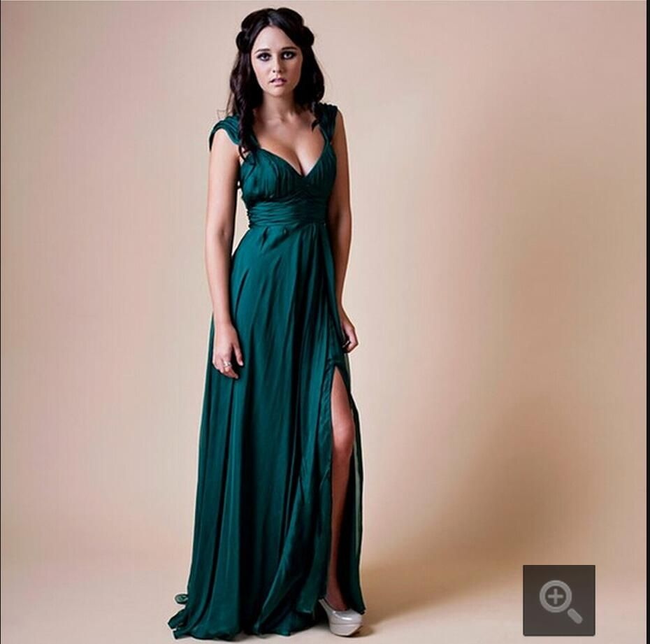 New Free Shipping With Cap Sleeve Eggplant Bridesmaid