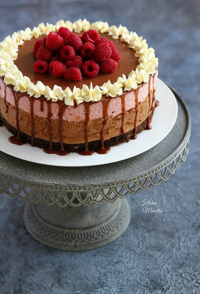 Chocolate Raspberry Mousse Cake Raspberry Mousse Cake Chocolate Raspberry Mousse Cake Raspberry Mousse