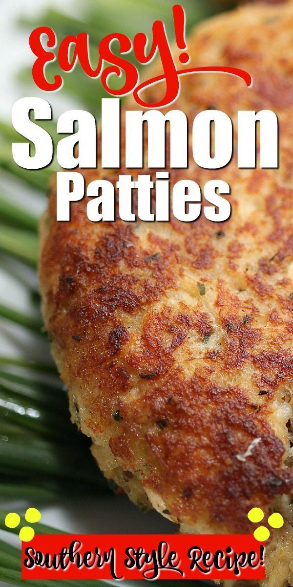 Perfect Salmon Patties Recipe