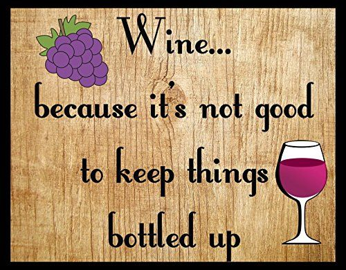 Wine Keep Things Bottled Up\