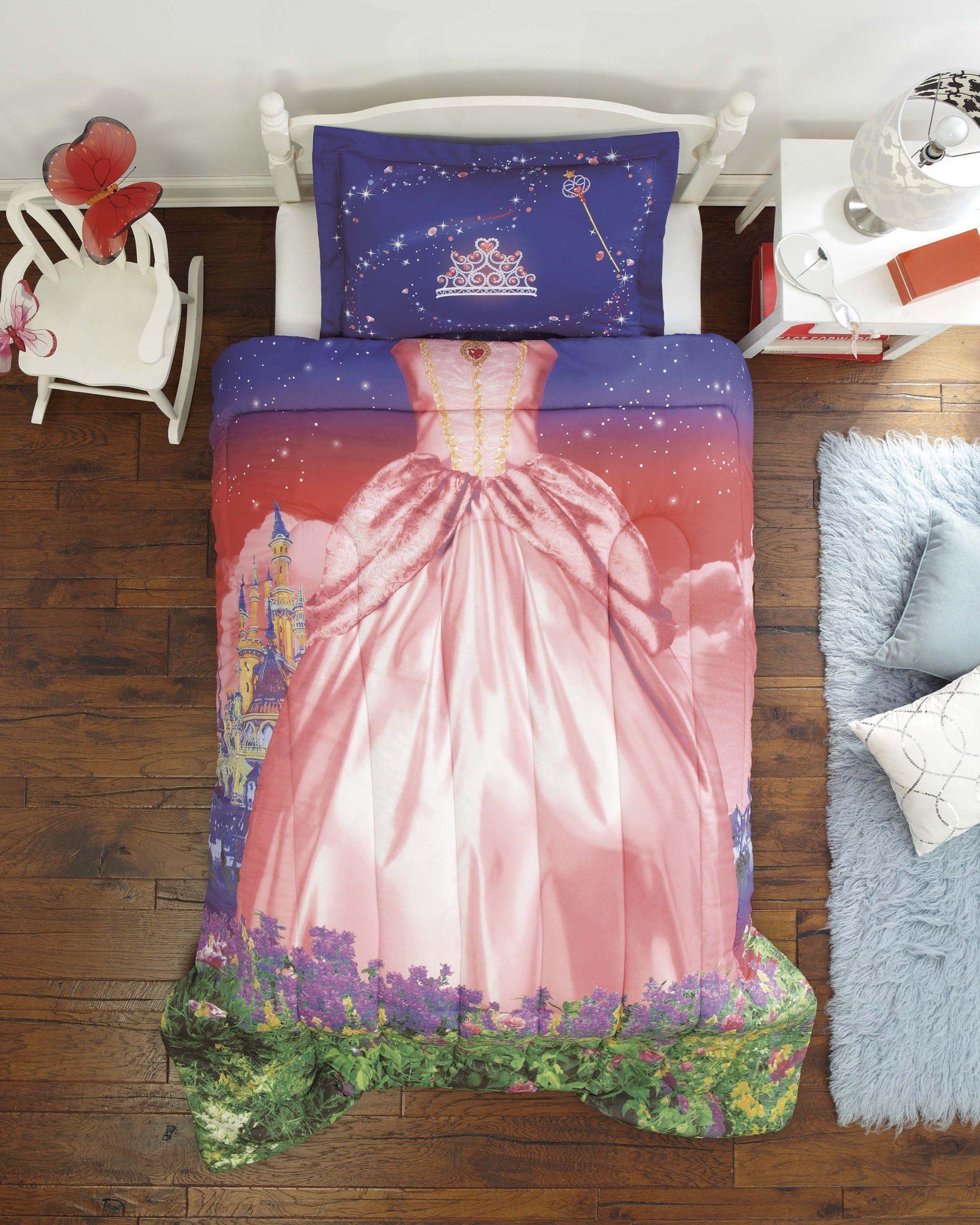 Amazon.com: Dream Big Royal Princess Ultra Soft Microfiber