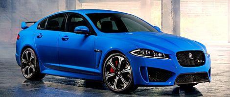 Jaguar XFR-R