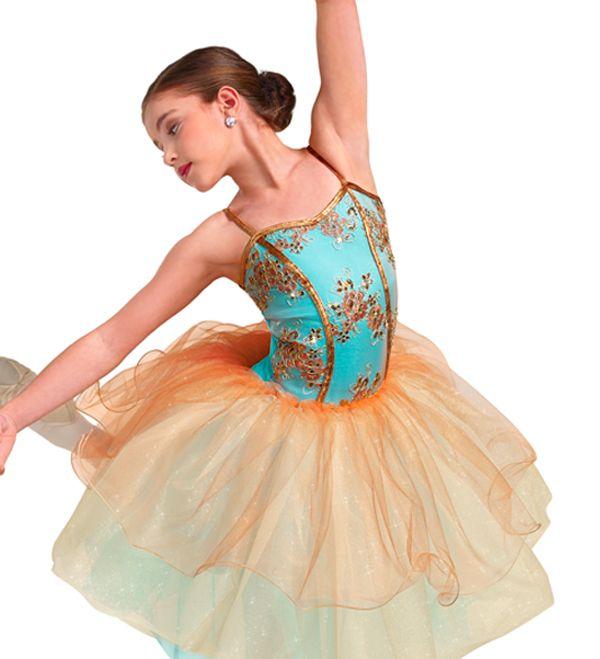Curtain Call Costumes Mystic Breeze Dancer Costume Cute