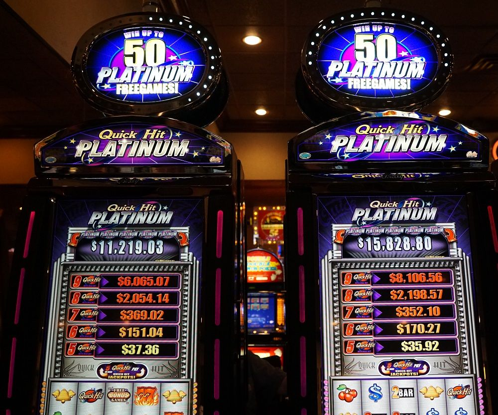 Our new slot Machines are the best. Gaming RailRoadPass